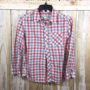 Kids Cherokee Button Down Shirt